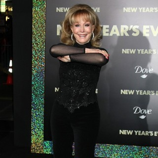 Barbara Eden in Los Angeles Premiere of New Year's Eve