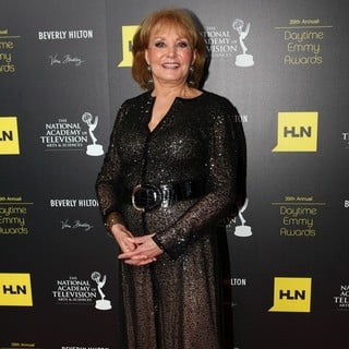 Barbara Walters in 39th Daytime Emmy Awards - Press Room