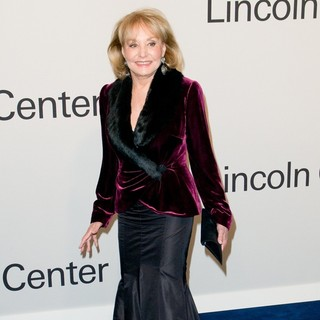 Barbara Walters in Lincoln Center Presents: An Evening with Ralph Lauren Hosted by Oprah Winfrey