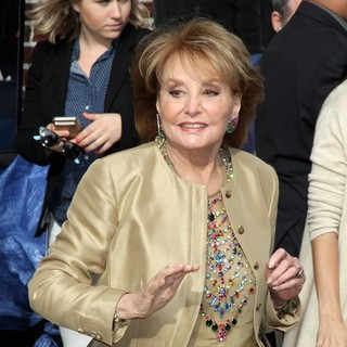 Barbara Walters for Late Show with David Letterman