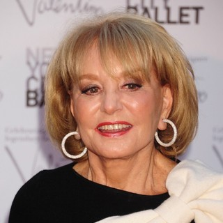 Barbara Walters in New York City Ballet Fall Gala 2012 - Arrivals