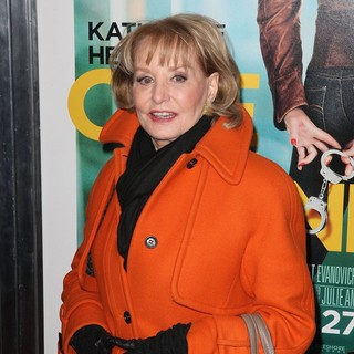Barbara Walters in The One for the Money Premiere