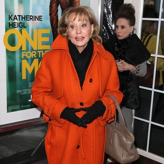 Barbara Walters - The One for the Money Premiere