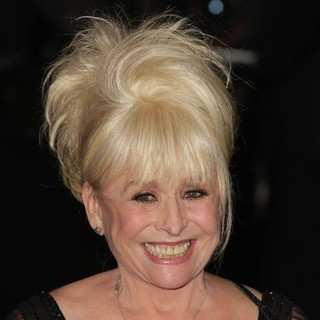 Barbara Windsor in London Evening Standard Theatre Awards - Arrivals