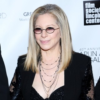 Barbra Streisand in 40th Anniversary Chaplin Award Gala Honoring Barbra Streisand