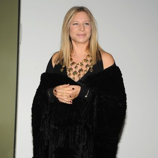 Barbra Streisand in National Museum of American Jewish History Opening