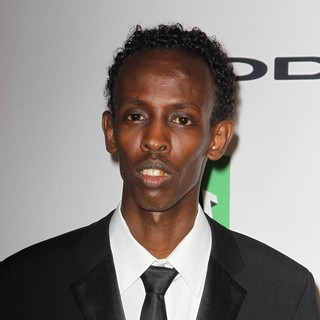 Barkhad Abdi in The 17th Annual Hollywood Film Awards