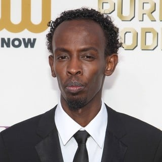 Barkhad Abdi in The 19th Annual Critics' Choice Awards