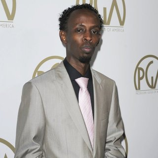 Barkhad Abdi in The 25th Annual Producer Guild of America Awards - Arrivals