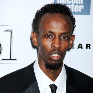 Barkhad Abdi in The 51st New York Film Festival - Captain Phillips World Premiere - Red Carpet Arrivals