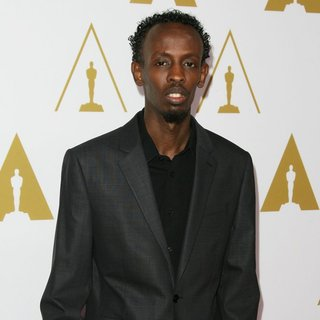 Barkhad Abdi in The 86th Oscars Nominees Luncheon - Arrivals