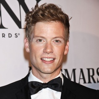 Barrett Foa in The 67th Annual Tony Awards - Arrivals