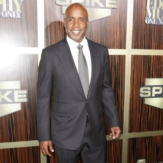 Barry Bonds in Spike TV's Eddie Murphy: One Night Only