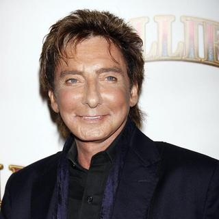 Barry Manilow in Opening Night of The Broadway Musical Production of Follies - Arrivals