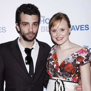 Jay Baruchel, Alison Pill in Opening Night After Party for The Broadway Production of The House of Blue Leaves