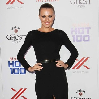 Bary Paly in The Maxim Hot 100 Party - Arrivals