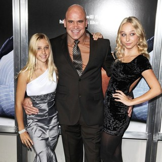 Bas Rutten in Here Comes the Boom New York Premiere