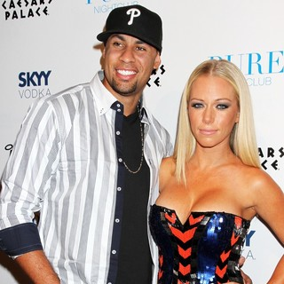 Hank Baskett, Kendra Wilkinson in Kendra Wilkinson Celebrates Her Birthday