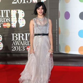 The 2013 Brit Awards - Arrivals