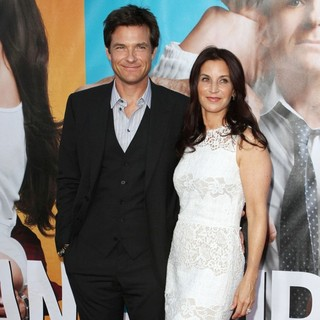 Jason Bateman, Amanda Anka in The Change-Up Los Angeles Premiere