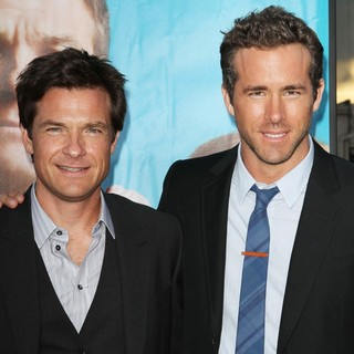 Jason Bateman, Ryan Reynolds in The Change-Up Los Angeles Premiere