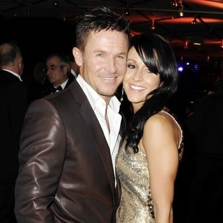 Felix Baumgartner, Nicole Oettl in Bambi Awards 2012