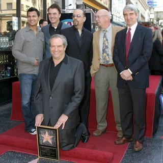 Dick Wolf Receives A Star on Hollywood Walk of Fame