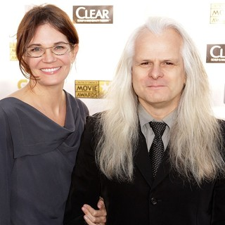 Kelli Bean, Claudio Miranda in 18th Annual Critics' Choice Movie Awards