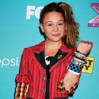 Bea Miller in FOX's The X Factor Finalists Party - Arrivals