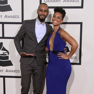 Alicia Keys - The 56th Annual GRAMMY Awards - Arrivals