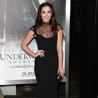 Beau Dunn in Premiere of Screen Gems' Underworld: Awakening - Arrivals