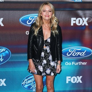 Becki Newton in American Idol XIV Finalists Party - Arrivals