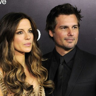 Kate Beckinsale, Len Wiseman in Premiere of Screen Gems' Underworld: Awakening - Arrivals