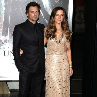 Len Wiseman, Kate Beckinsale in Premiere of Screen Gems' Underworld: Awakening - Arrivals