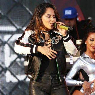 Becky G-Global Citizen Festival 2016