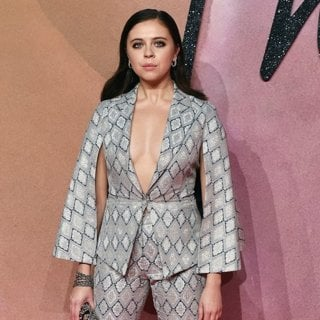 Bel Powley-The Fashion Awards 2016 - Arrivals