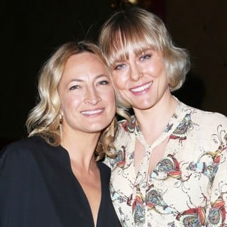 Zoe Bell, Ingrid Bolso Berdal-2017 Artemis Women in Action Film Festival - Opening Night Gala - Inside