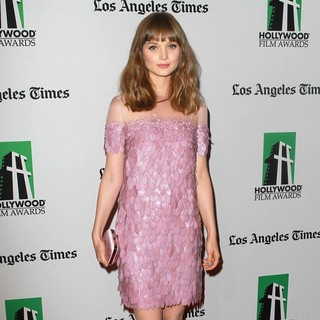 Bella Heathcote in 16th Annual Hollywood Film Awards Gala