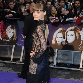 Bella Heathcote in UK Premiere of Dark Shadows - Arrivals