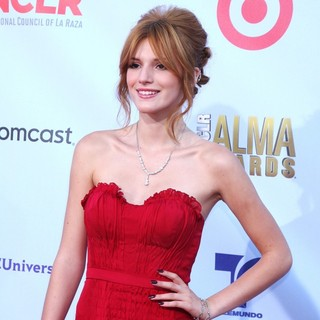 Bella Thorne in 2012 NCLR ALMA Awards - Arrivals
