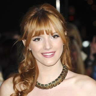 Bella Thorne in The Premiere of The Twilight Saga's Breaking Dawn Part II