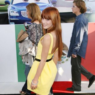 Bella Thorne in The Los Angeles Premiere of Cars 2 - Arrivals