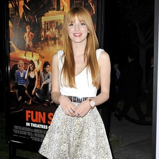 Bella Thorne in The Premiere of Paramount Pictures' Fun Size - Arrivals