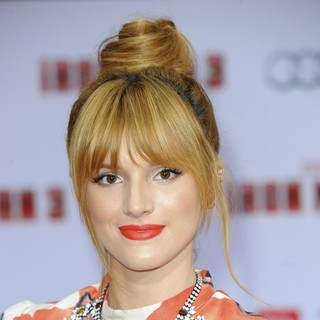 Bella Thorne in Iron Man 3 Los Angeles Premiere - Arrivals - bella-thorne-premiere-iron-man-3-01