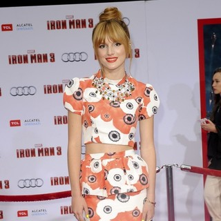 Bella Thorne in Iron Man 3 Los Angeles Premiere - Arrivals - bella-thorne-premiere-iron-man-3-04