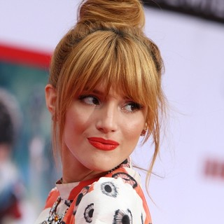 Bella Thorne in Iron Man 3 Los Angeles Premiere - Arrivals - bella-thorne-premiere-iron-man-3-05