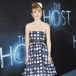 Bella Thorne in The Premiere of The Host - Arrivals