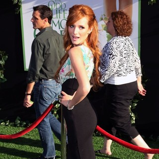 Bella Thorne in The World Premiere of The Odd Life of Timothy Green - Arrivals