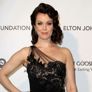 Bellamy Young in 21st Annual Elton John AIDS Foundation's Oscar Viewing Party