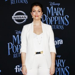 Bellamy Young in Mary Poppins Returns Premiere - Arrivals